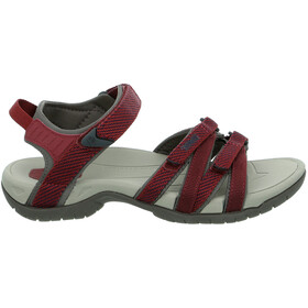 Teva Tirra Sandals Women grey/red